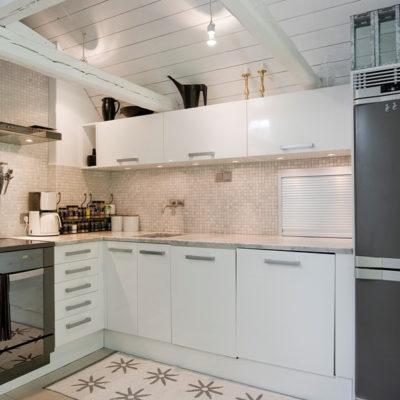 Фото 7 - недорогой ремонт кухни своими руками