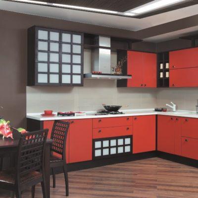 Фото 2 - ремонт кухни своими руками в японском стиле