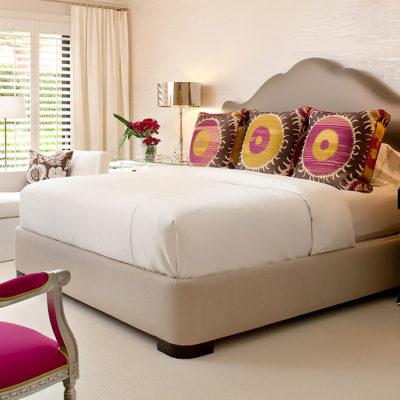 Фото 1 - ремонт спальни своими руками в стиле прованс