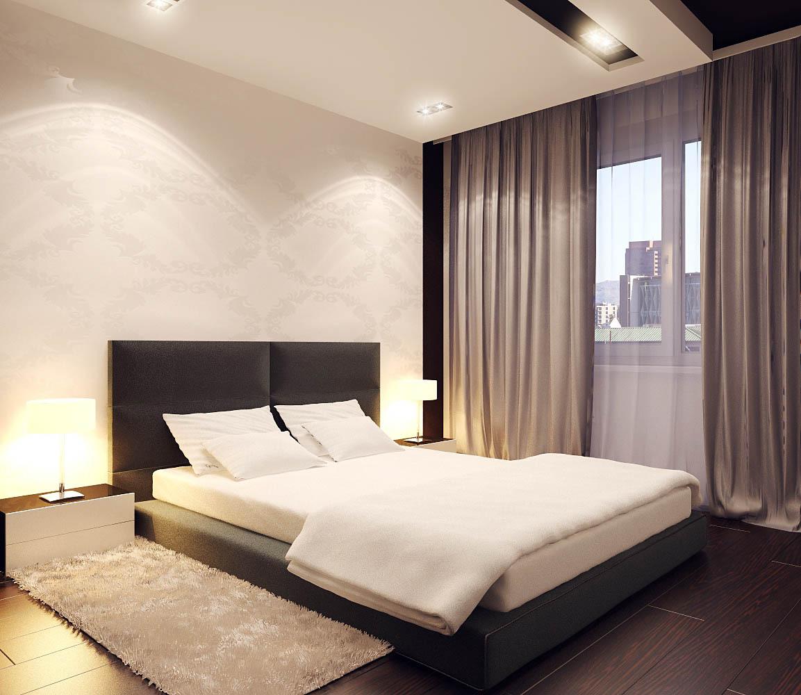 Ремонт спальной комнаты своими руками фото фото 494