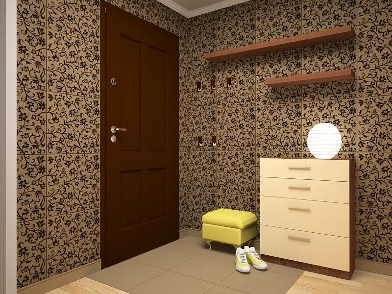 фото деревянное покрытие стен