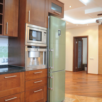 Фото 3 - встроенная техника на кухне