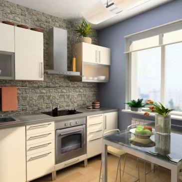 Как сделать ремонт кухни своими руками и  не пожалеть об этом
