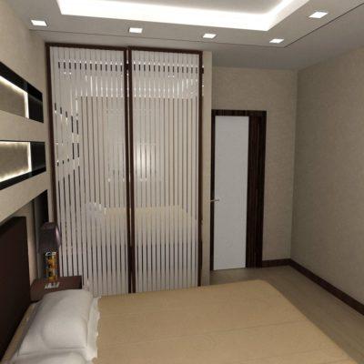 Фото 6 - использование гипсокартонных конструкций в ремонте спальни
