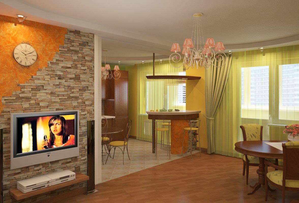 Ремонт квартиры в хрущевке: фото однокомнатных вариантов.