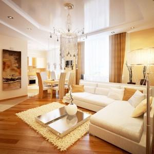 Фото ремонта квартиры-студии