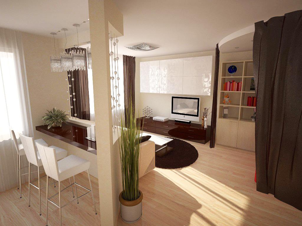 Дизайн квартир новостроек фото