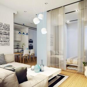 Ремонт маленькой квартиры-студии в скандинавском стиле