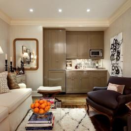 Лучшие дизайнерские идеи для ремонта малогабаритной квартиры