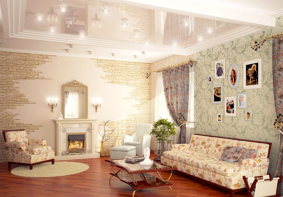 Дизайн квартир стиль прованс
