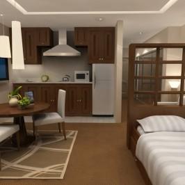Квартира-студия: пространство, уют и функциональность