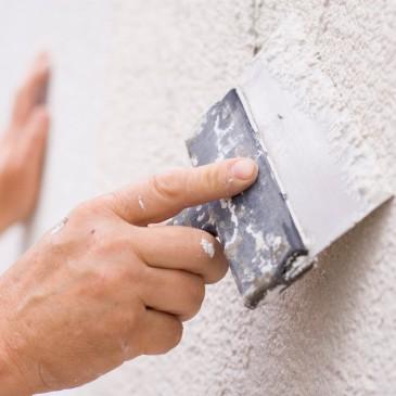 Как самостоятельно отремонтировать стены?