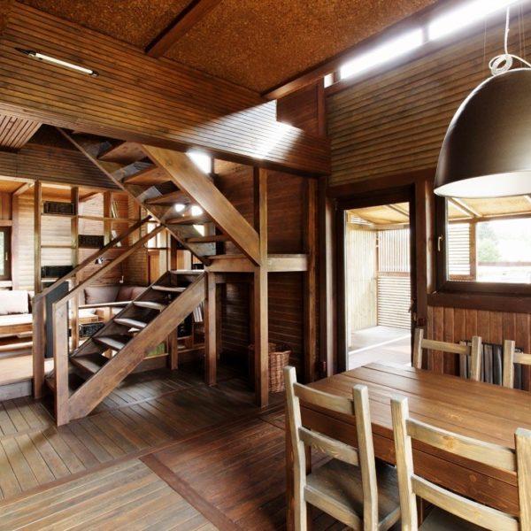 Ремонт частного деревянного дома