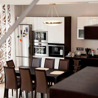 Ремонт кухни частного дома