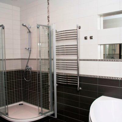 Ремонт ванной комнаты в частном доме