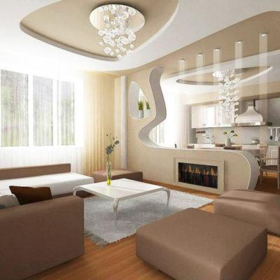Фото 1 - ремонт двухкомнатной квартиры