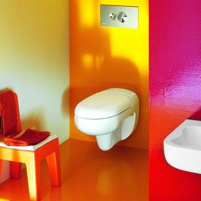 Фото 6 - бюджетный ремонт туалета своими руками
