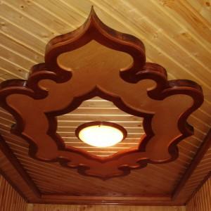Ремонт потолка - обшивка вагонкой своими руками