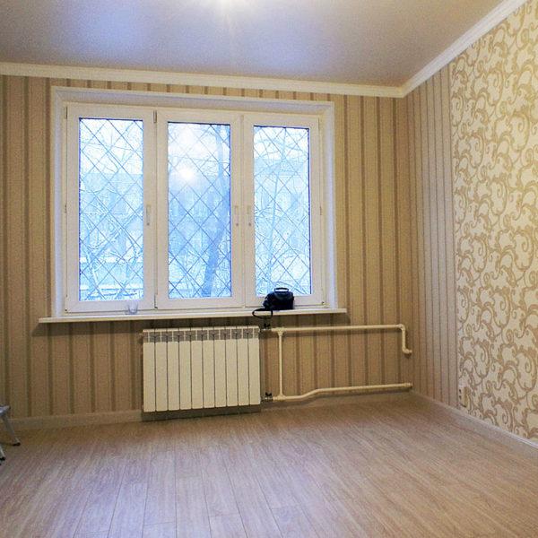 """Фото 1 - косметический ремонт однокомнатной квартиры - недорого с компанией """"Тат-Ремонт"""""""