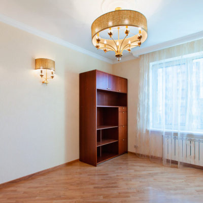 Фото 1 - косметический ремонт квартиры на Амирхана