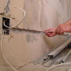 Внутренний ремонт частного дома