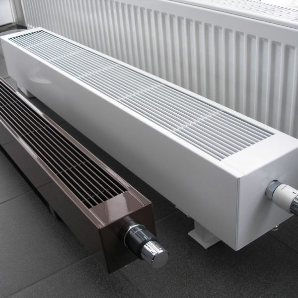 Горизонтальные конвекторы отопления