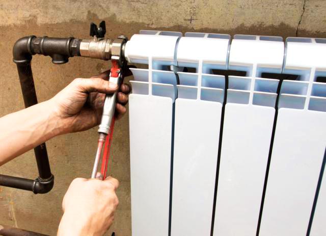 Замена отопления в частном доме своими руками