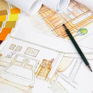 Разработка проекта по ремонту квартиры в новостройке