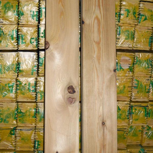 """Фото 2 - террасная доска из лиственницы сорта """"C"""""""