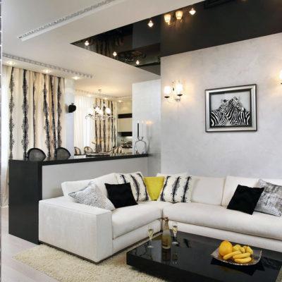 Эффектный ремонт квартиры