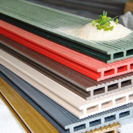 Полимерная террасная доска  — материал нового поколения