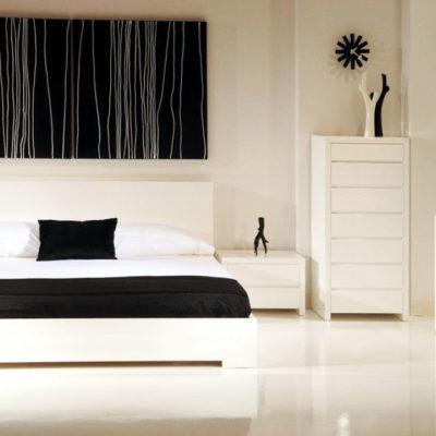 Фото 3 - минимализм в спальне