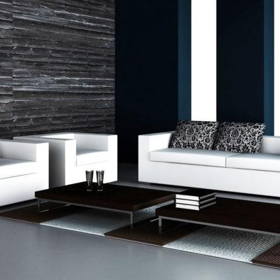 Фото 5 - дизайн в минималистичной черно-белой гамме